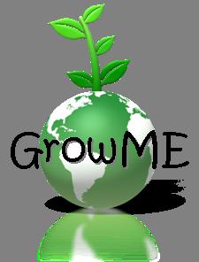 GrowME logo