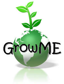 GrowME logo
