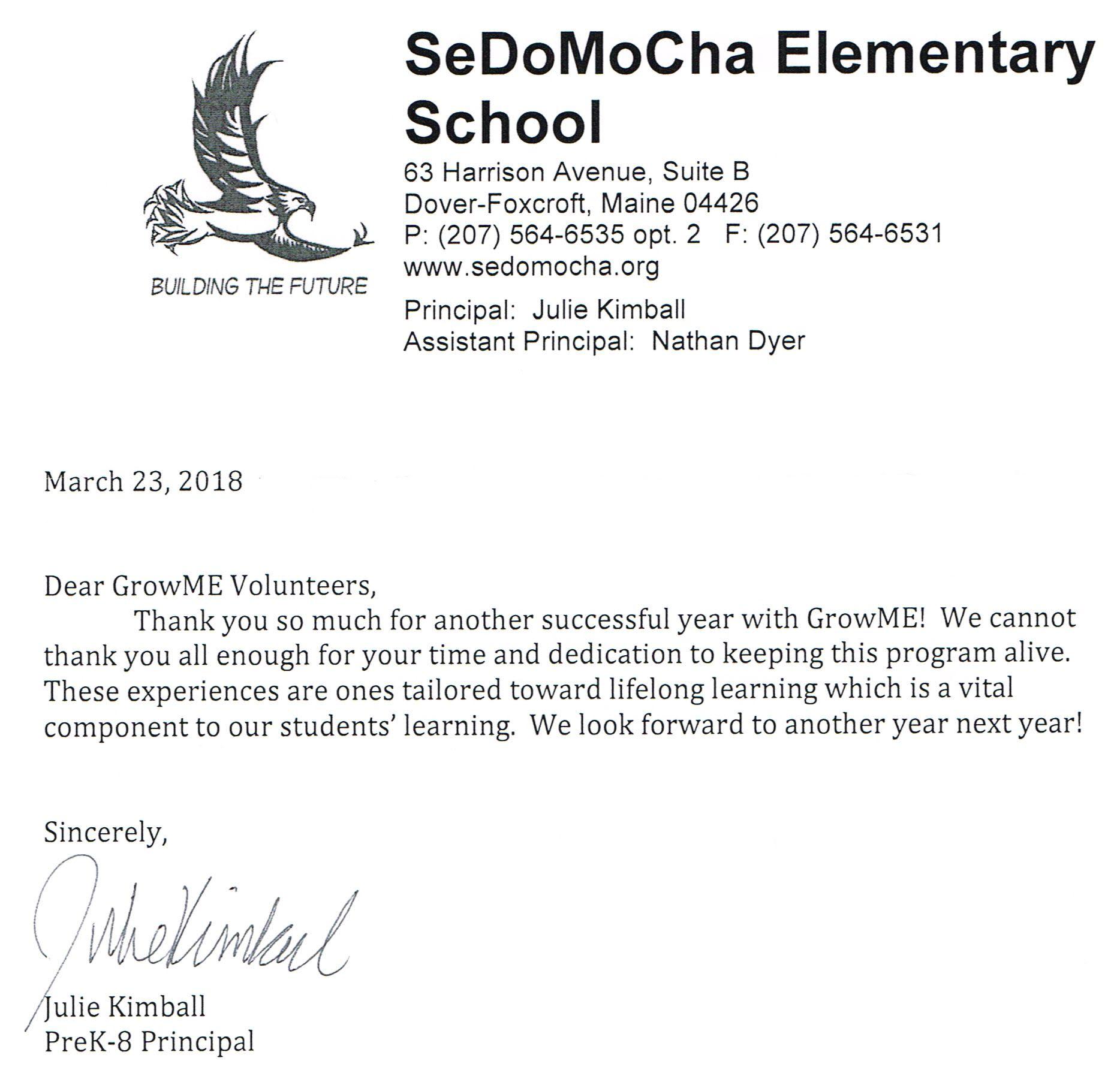 SeDo Thank You